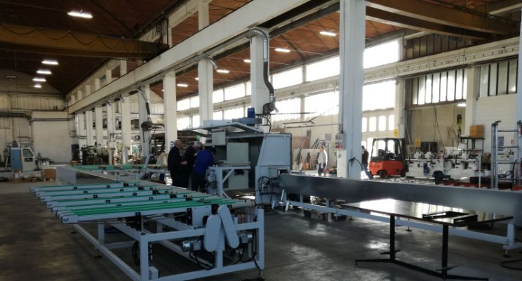 Single Part Production In De Timmerfabriek Skh Zekerheid